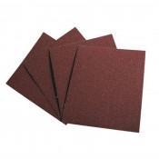 Шкурка шлифовальная MATRIX 230х280мм Р1500 водостойкая в листах на бумажной основе(10 шт)